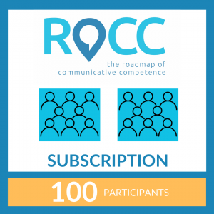 ROCC Basic 1 year Subscription (includes up to 100 participants)