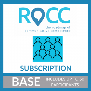 ROCC Basic 1 year Subscription (includes up to 50 participants)
