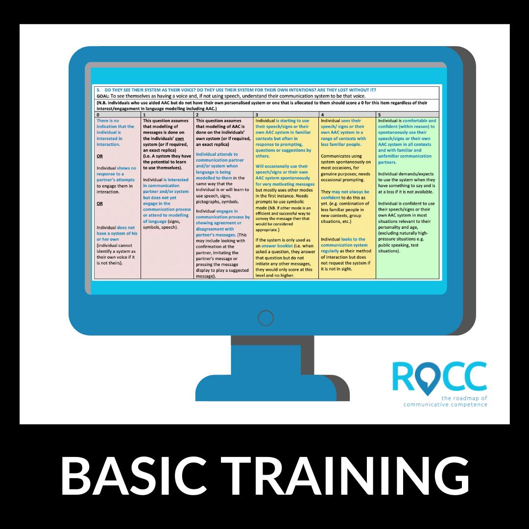 Do you provide ROCC training?